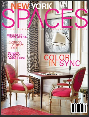 NY Spaces Cover Pic