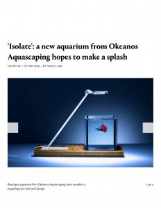 New York custom aquariums